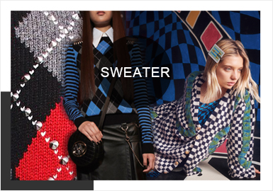 Go Back to Nostalgia -- Comprehensive Analysis of Women's Knitwear on Catwalks