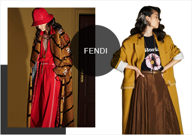 FENDI -- Analysis of Resort 2020 Catwalk Brands