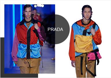 Optimism -- Analysis of Prada Menswear Catwalk