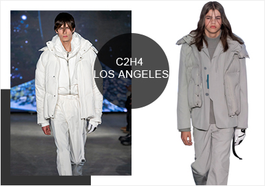 Post Human Era -- C2H4 Los Angeles