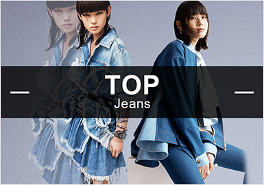 Denim -- Analysis of Popular Items in Womenswear Markets
