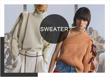 Unrestrained Thinking -- Comprehensive Analysis of Women's Knitwear at Catwalks