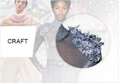 Craftsmanship -- Craft Trend of Women's Knitwear