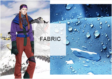 Practical and Functional Aesthetic -- Puffa Fabric Trend for Women's Puffa jackets