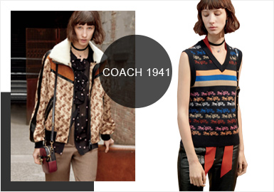 Coach 1941 -- Analysis of Womenswear Catwalk Brands