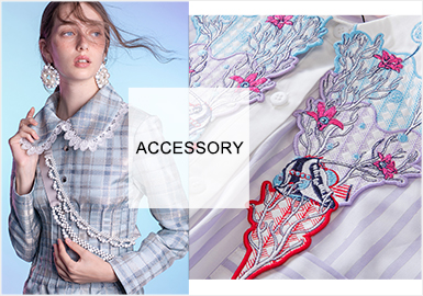 Girly Accessories -- Accessories Trend for Womenswear