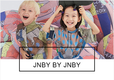 My Best Friend -- JNBY BY JNBY