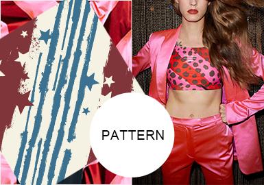 Versatile Stripes -- Pattern Trend for Womenswear