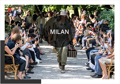 Yuppie Style -- Comprehensive Analysis of S/S 2020 Milan Fashion Week