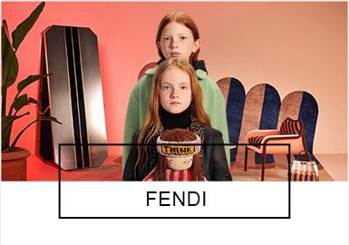Kids' Artistic Paintings -- Fendi