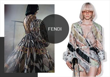 Roman Holiday -- Analysis of Fendi's Women's Haute Couture Items