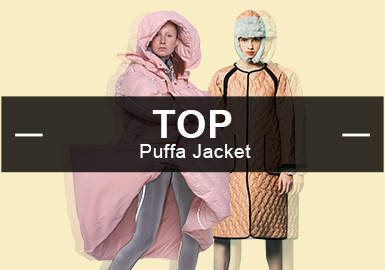 Puffa -- Analysis of Hot Items in Womenswear Markets