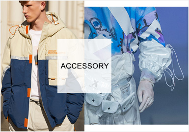 Make a Statement -- Accessory Trend for Menswear