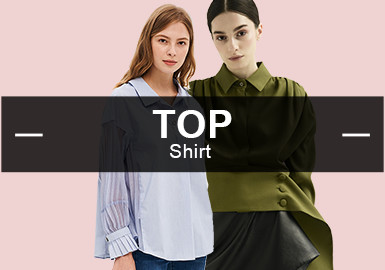 Shirts -- Analysis of Hot Items in Womenwear Markets