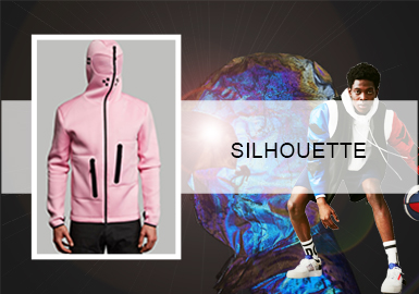 Sustainable Tech -- The Silhouette Trend of Men's Sports Outerwear