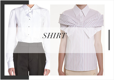 Shirts -- Comprehensive Analysis of Womenswear Trunk Shows