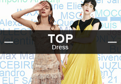 Hot Brands in the First Half of 2019 -- Top 50 Dress Brands