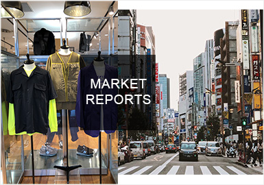 Diversity -- The Comprehensive Analysis of Menswear in Japan's Retail Markets