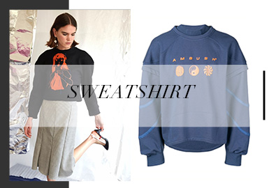 Utility Fashion -- The Comprehensive Analysis of Women's Sweatshirts in Trunk Shows