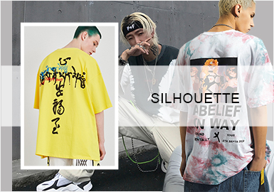 Chinese Fashion -- The Silhouette Trend for Men's Tees