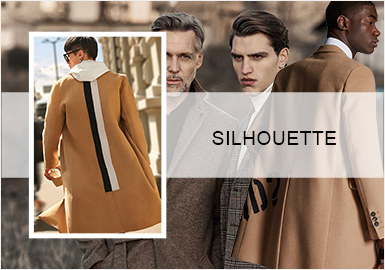 Classics -- The Silhouette Trend for Men's Coats