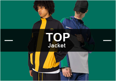 Jackets -- Popular Items in Men's Markets