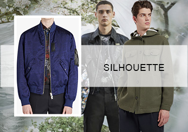 Light Business -- The Silhouette Trend for Men's Jackets