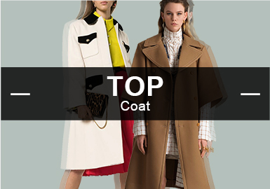Overcoats -- The Analysis of Popular Items in Womenswear Markets