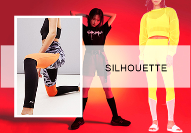 Street Aesthetic -- The Silhouette Trend for Women's Track Pants