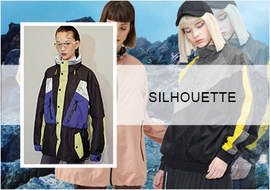 Sporty -- The Silhouette Trend for Women's Jackets