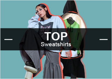 The Sweatshirt -- The Analysis of Popular Items in the Womenswear Market