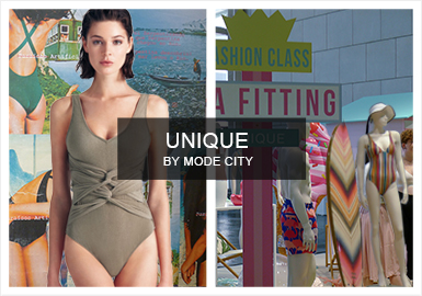 UNIQUE by Mode City -- The Swimwear and Lingerie Trade Show in Paris