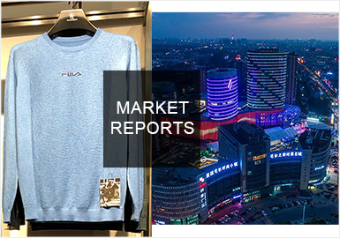 The Pre-Fall Special Report -- Men's Knitwear in Tongxiang Wholesale Markets