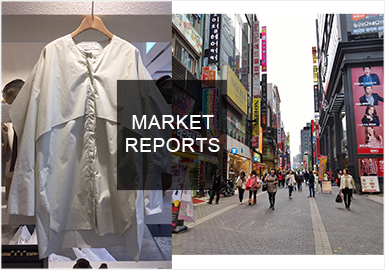 New Aestheticism -- The Comprehensive Analysis of Womenswear at South Korean Market