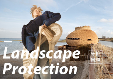 Landscape Protection -- Design&Development of Womenswear