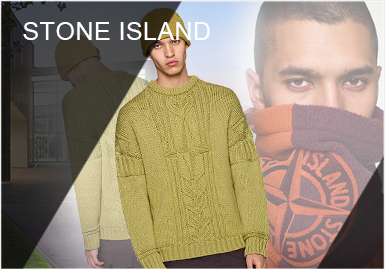 Pioneering Functionality | Experimental and Avant-garde -- Stone Island