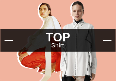 Shirt -- The Analysis of Popular Items in Womenswear Markets