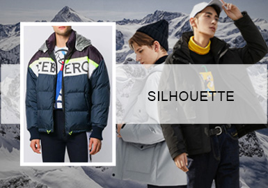 Live through the Winter -- The Silhouette Trend for Men's Puffa