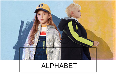 Play with Fashion -- Alphabet
