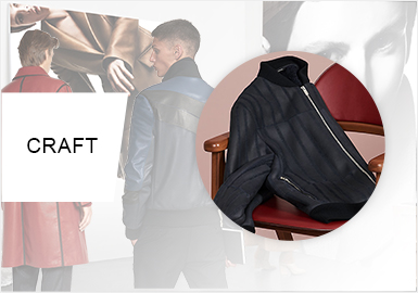 Extreme Details -- The Craft Trend for Men's Leather and Fur(Business and Leisure)