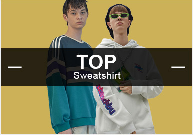 The Sweatshirt -- Popular Items in Menswear Markets