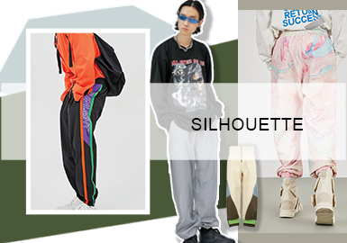 Women's Trousers -- The silhouette Trend for Women's Pants