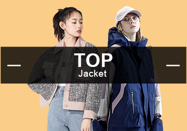 The Jacket -- The Analysis of Popular Items in Women's Markets