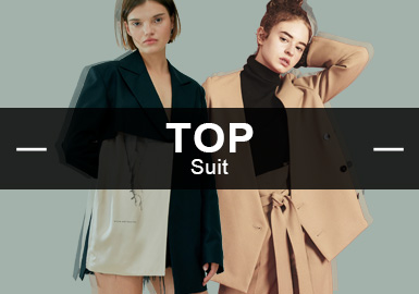 The Suit -- The Analysis of Popular Items in Womenswear Markets