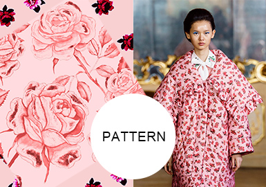 Wisley Garden -- The Pattern Trend for Womenswear