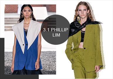 Urban yet somehow tranquil -- The Analysis Of 3.1 Phillip Lim Womenswear Catwalks