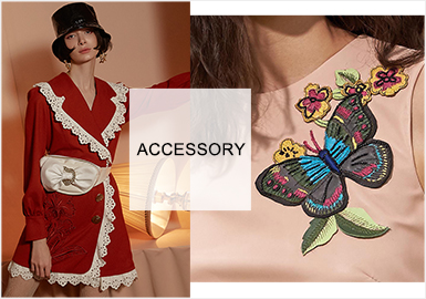 Create for Each Other-- Accessory Trend Forecasting for Womenswear