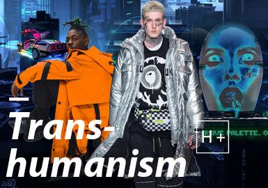 H+ -- Thematic Design&Development of Menswear