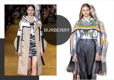 Evolution-- The Analysis of Burberry Womenswear Catwalks