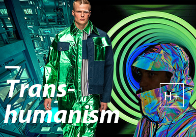 H+ -- The Thematic Fabric Trend for Menswear